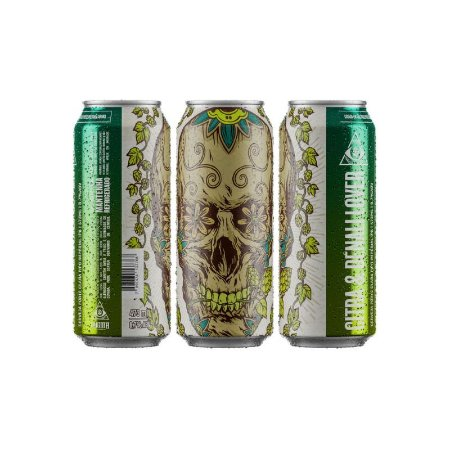 Cerveja Dogma Citra & Denali Lover Double IPA Lata - 473ml