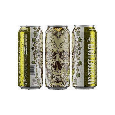 Cerveja Dogma Vic Secret Lover Imperial IPA Lata - 473ml