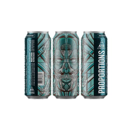 Cerveja Dogma Proportions Imperial IPA Lata - 473ml