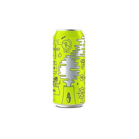 Cerveja Suricato Ales Fábrica de Tretas Milkshake IPA Lata - 473ml