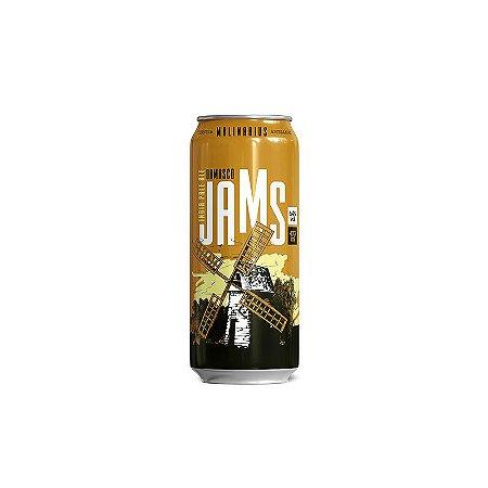 Cerveja Molinarius Jams Damasco American IPA Lata - 473ml