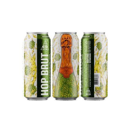Cerveja Dogma Hop Brut Brut IPA Lata - 473ml