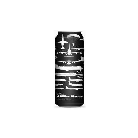 Cerveja Croma 4 Billions Planes Double New England IPA Lata - 473ml