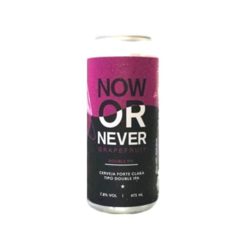 Cerveja Koala San Brew Now Or Never Grapefruit Double IPA Lata - 473ml