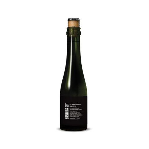 Cerveja Dádiva Brewer's Cut #3 American Sour Ale Barrel Aged - 375ml