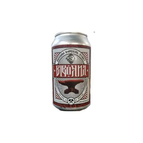 Cerveja Koala San Brew Bigorna Russian Imperial Stout C/ Coco Lata - 350ml