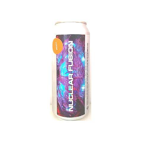 Cerveja Koala San Brew Nuclear Fusion Peach Double New England IPA C/ Pêssego Lata - 473ml