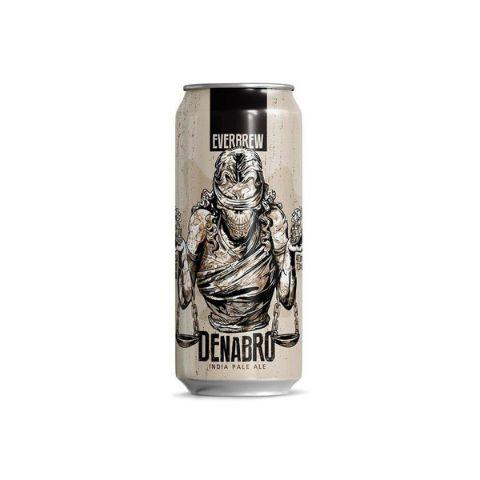 Cerveja EverBrew Denabro New England IPA Lata - 473ml