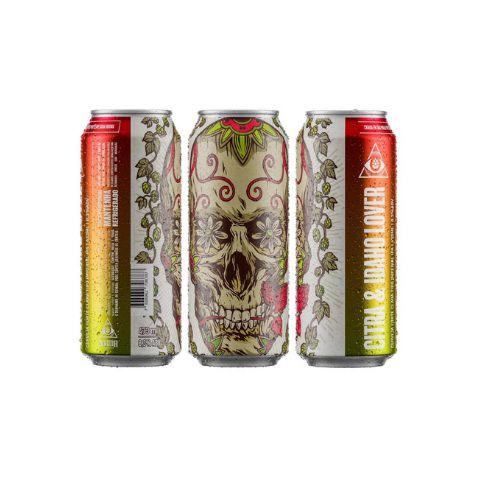 Cerveja Dogma Citra & Idaho Lover Imperial IPA Lata - 473ml