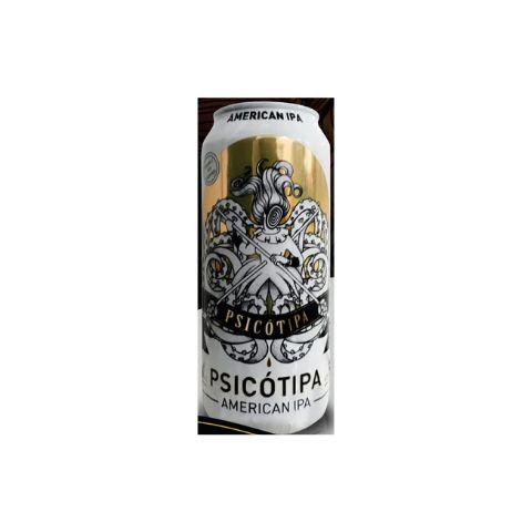Cerveja Doktor Brau Psicótipa American IPA Lata - 473ml