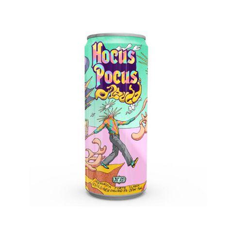 Cerveja Hocus Pocus O Louco New England IPA Lata - 269ml