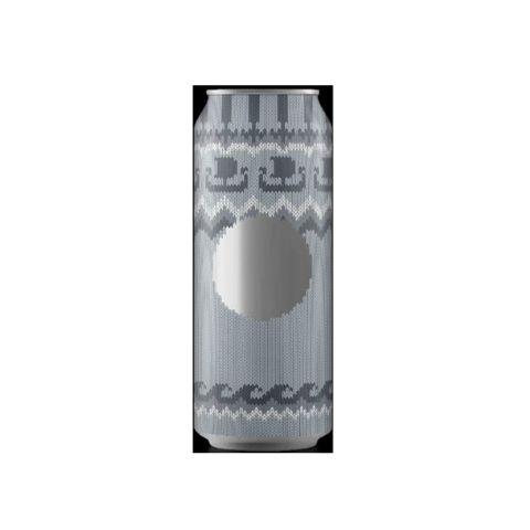 Cerveja Suricato Ales Vinland Kveik IPA Lata - 473ml