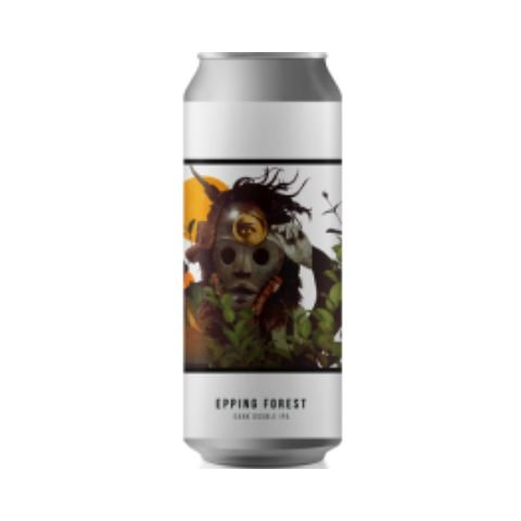 Cerveja Octopus Epping Forest Double IPA Lata - 473ml