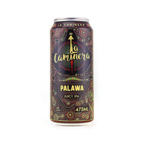 Cerveja La Caminera Palawa Juicy IPA Lata - 473ml
