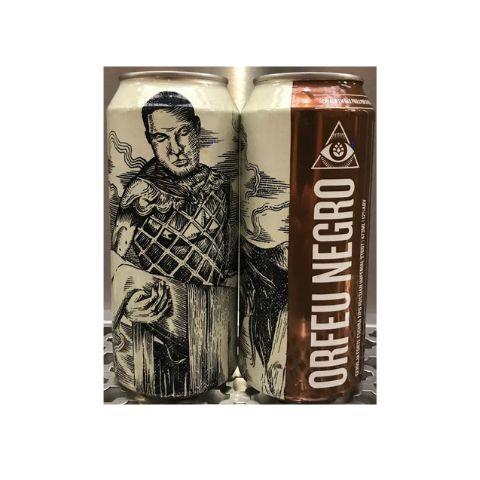 Cerveja Dogma Orfeu Negro 2019 Russian Imperial Stout C/ Café, Coco e Baunilha Lata - 473ml