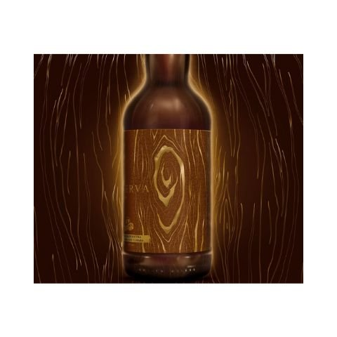 Cerveja Dama Bier Reserva 9 Barleywine Barrel Aged C/ Tâmaras - 500ml