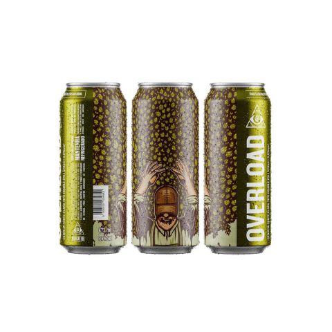 Cerveja Dogma Overload Double IPA Lata - 473ml