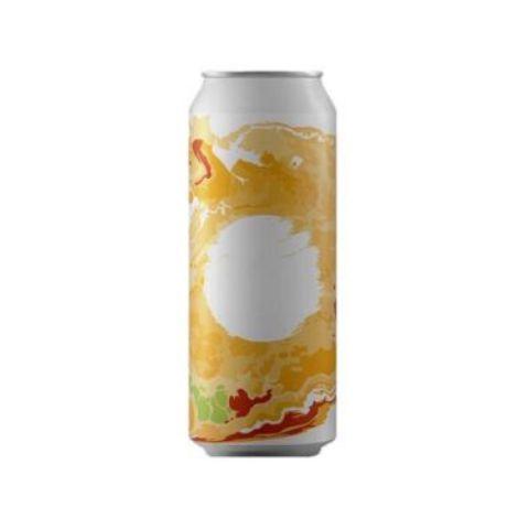 Cerveja Suricato Ales Gorlami Series: Bawnjorno Berliner Weisse C/ Manga, Maracujá, Goiaba e Lactose Lata - 473ml