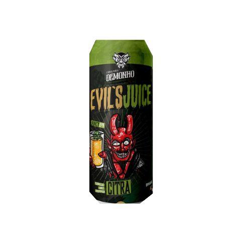 Cerveja Demonho Evil's Juice Citra Juicy IPA Lata - 473ml