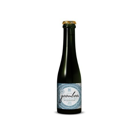 Cerveja Zalaz Ybirá Gamboa BarleyWine Barrel Aged - 375ml