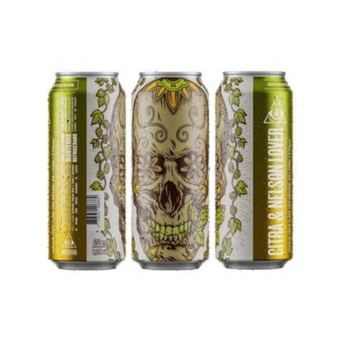 Cerveja Dogma Citra & Nelson Lover Imperial IPA Lata - 473ml