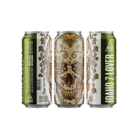 Cerveja Dogma Idaho 7 Lover Double IPA Lata - 473ml