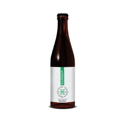 Cerveja Zalaz + 3 Orelhas + Gard Da Fazenda ao Copo 2019 Dark Strong Ale C/ Morango e Melado - 500ml