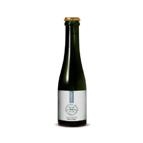 Cerveja Zalaz + Daoravida Da Fazenda ao Copo 2019 Wild Tripel C/ Laranja - 375ml