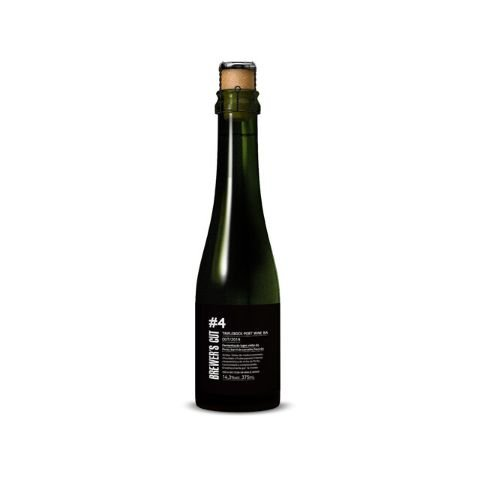 Cerveja Dádiva Brewer's Cut #4 Triple Bock Port Wine Barrel Aged - 375ml