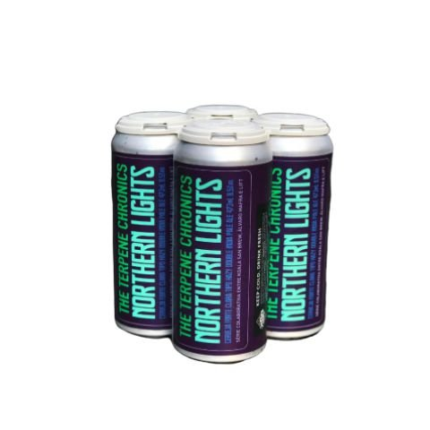 Cerveja Koala San Brew The Terpene Chronics Northern Lights Double New England IPA Lata - 473ml