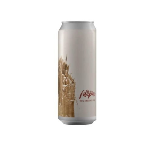 Cerveja Tábuas Farpa New England IPA Lata - 473ml