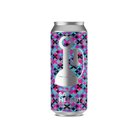 Cerveja Croma Say Hello! Double New England IPA Lata - 473ml