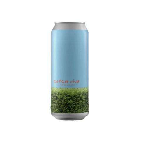 Cerveja Tábuas Cerca Viva Dry Hopped Pilsner Lata - 473ml