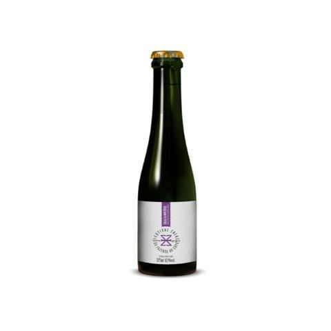 Cerveja Zalaz + Infected Brewing Da Fazenda Ao Copo 2019 Brazilian Wild Barrel Aged - 375ml