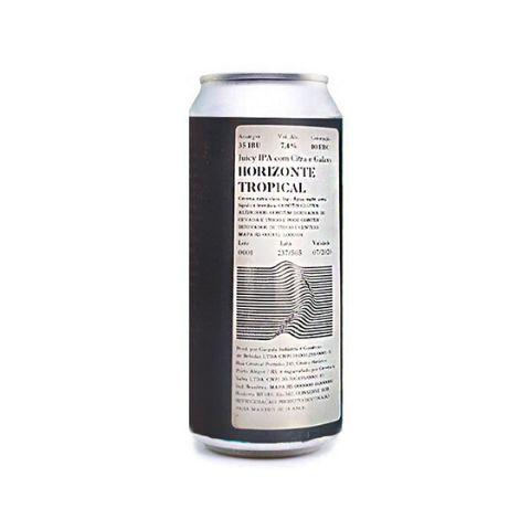 Cerveja Devaneio do Velhaco Horizonte Tropical Juicy IPA Lata - 473ml