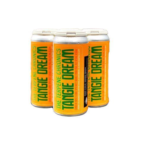 Cerveja Koala San Brew The Terpene Chronics Tangie Dream Double New England IPA Lata - 473ml