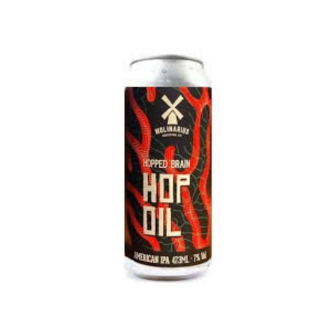 Cerveja Molinarius Hop Oil West Coast IPA Lata - 473ml