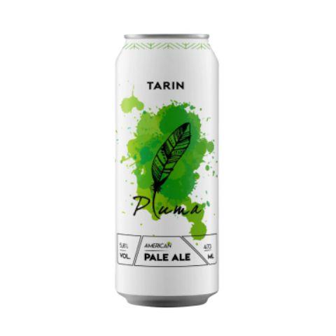 Cerveja Tarin Pluma New England Pale Ale Lata - 473ml
