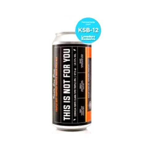 Cerveja Koala San Brew This Is Not For You KSB-12 Triple New England IPA Lata - 473ml