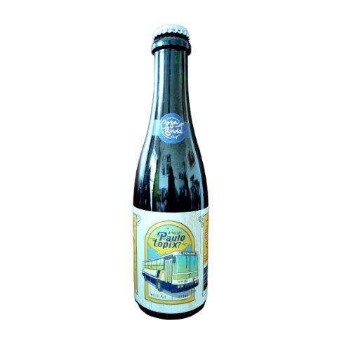 Cerveja CozaLinda Já Passou o Paulo Lopix? Wild Ale - 375ml