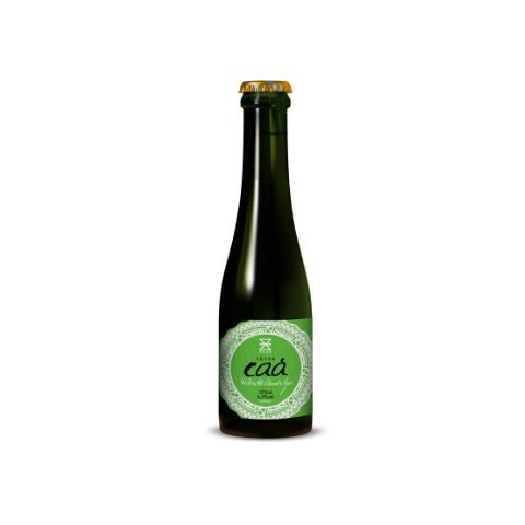 Cerveja Zalaz Ybirá Caá Barrel Aged Farmhouse Ale - 375ml