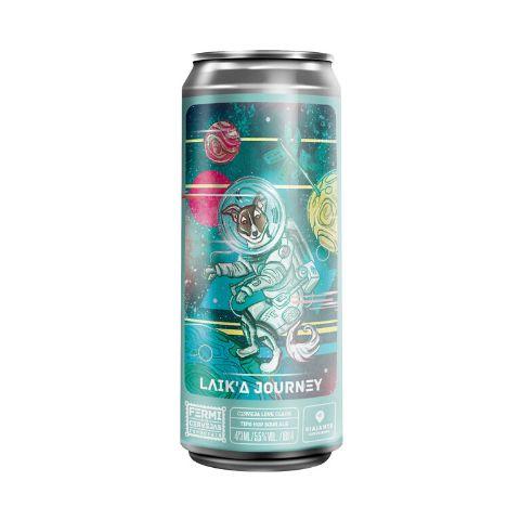 Cerveja Fermi Laik'a Journey Hop Sour Ale Lata - 473ml