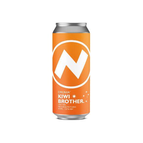 Cerveja Croma Kiwi Brother Juicy IPA Lata - 473ml