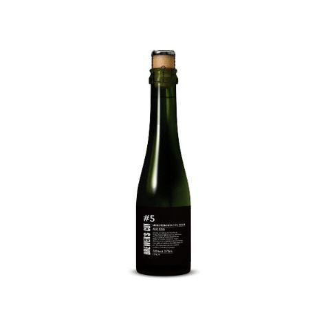 Cerveja Dádiva Brewer's Cut #5 Mixed Fermentation Sour - 375ml