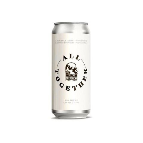 Cerveja EverBrew + Other Half All Together New England IPA Lata - 473ml