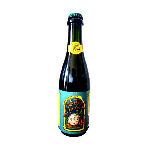 Cerveja CozaLinda Amburana Neném 2019 / 2020 Fermentação Mista C/ Sementes de Amburana - 375ml
