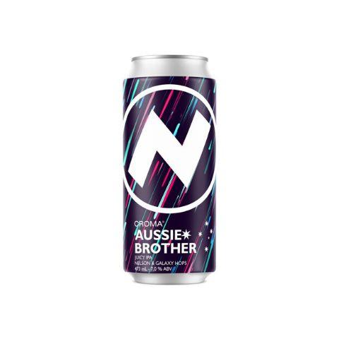 Cerveja Croma Aussie Brother Juicy IPA Lata - 473ml
