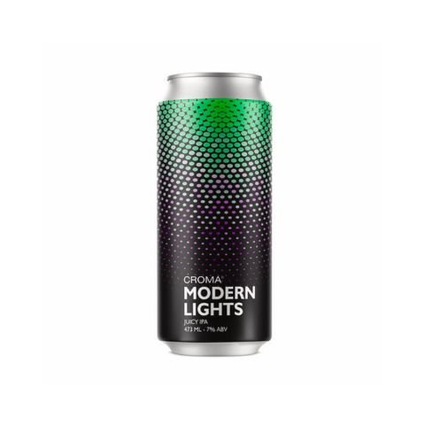 Cerveja Croma Modern Lights Juicy IPA Lata - 473ml