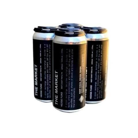 Cerveja Koala San Brew The Market Hedge Fund Triple West Coast IPA Lata - 473ml