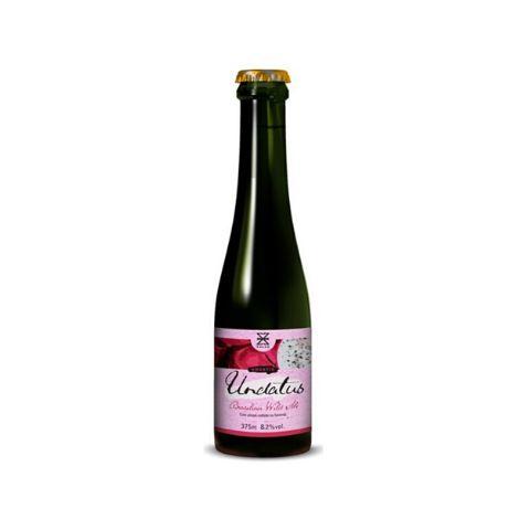 Cerveja Zalaz Undatus Safra 2020 Brazilian Wild Ale C/ Pitaya - 375ml